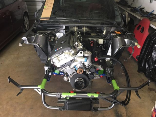 Bmw E30 S54 Swap Classic Bmw 3 Series 1991 For Sale