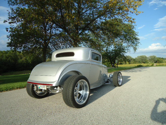 bobby alloway jack shepard built 1932 ford coupe. Black Bedroom Furniture Sets. Home Design Ideas
