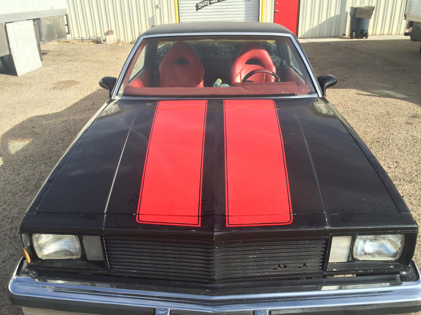 Used Cars Albuquerque >> Breaking Bad 1981 Chevrolet El Camino - Classic Chevrolet ...