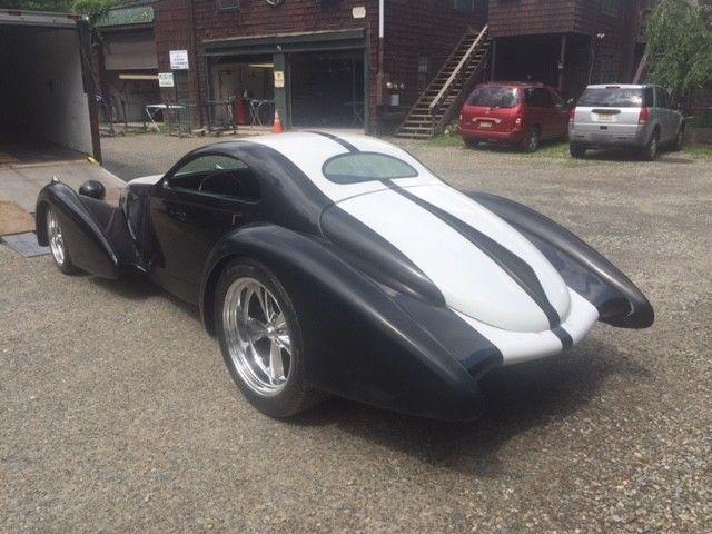 "Classic Used Cars >> BUGATTI 1937 TYPE 57S ""NASTY†HARDTOP COUPE REPLICA - Classic Bugatti Other 1937 for sale"