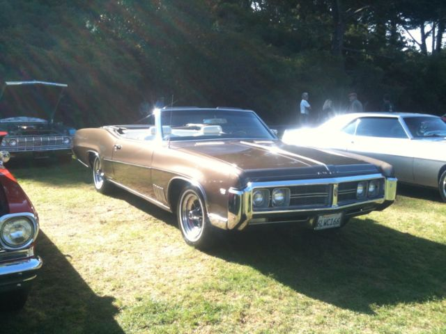 Buick Wildcat Convertible Clic Other 1969 For