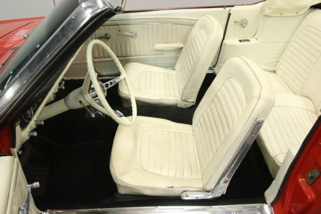c code 289 v8 auto power top nice paint interior great value priced convt classic ford. Black Bedroom Furniture Sets. Home Design Ideas