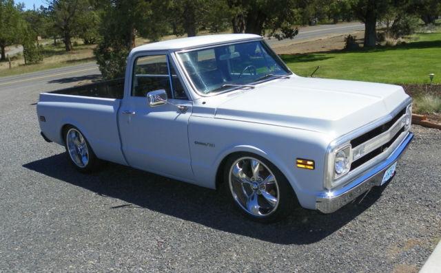 1969 chevy silverado