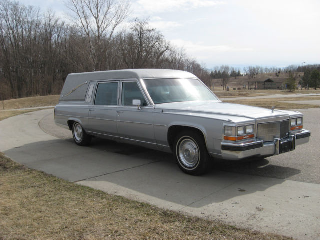 28 Images Cadillac Brougham 1989 Cadillac Hearse 1989