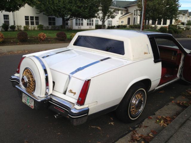 Cadillac Eldorado Biaritz W Rolls Grill Continental Kit
