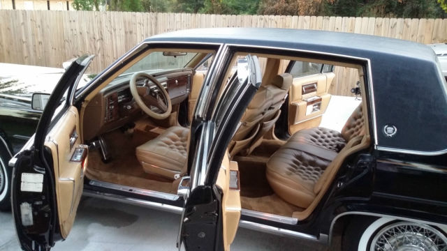Cadillac Fleetwood For Sale >> CADILLAC FLEETWOOD BROUGHAM d'ELEGANCE, ONLY 34,000 MILES ...