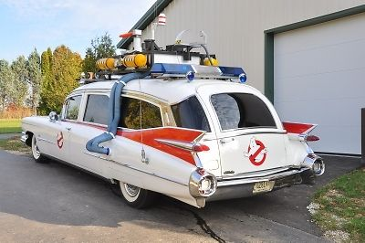 Used Hearse For Sale >> cadillac hearse - ambulance - limousine - ecto-1 - Classic ...