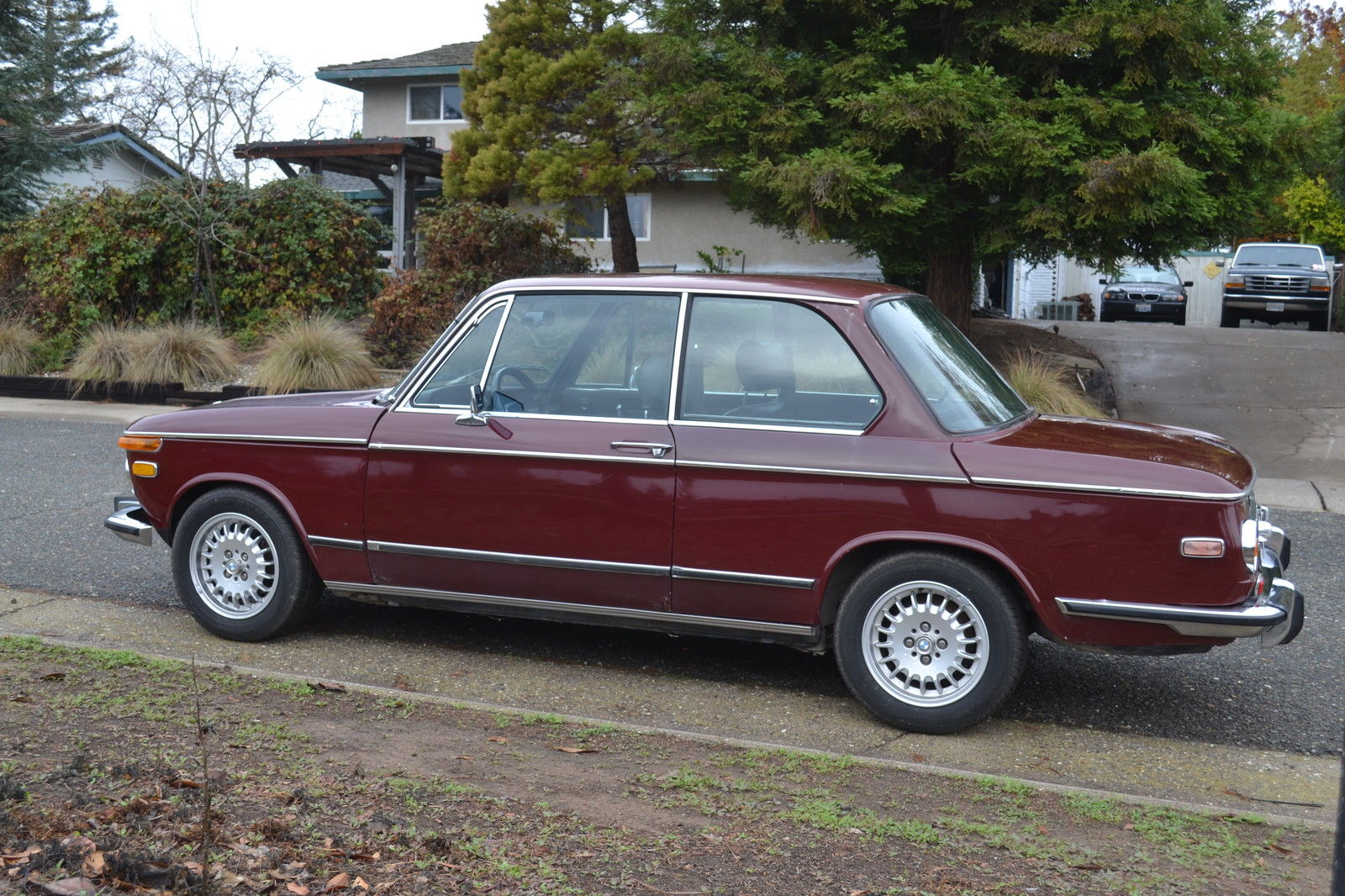 California 73 Bmw 2002tii Stock Ready For Restoration Good To Vg Condition Classic Bmw