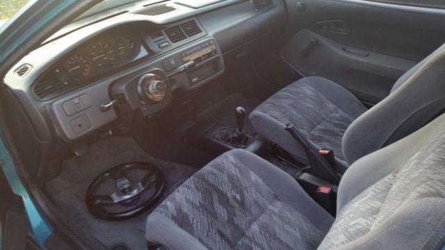 California Bar'd Legal - B18C1 Swap 1994 Honda Civic EG6 Hatchback