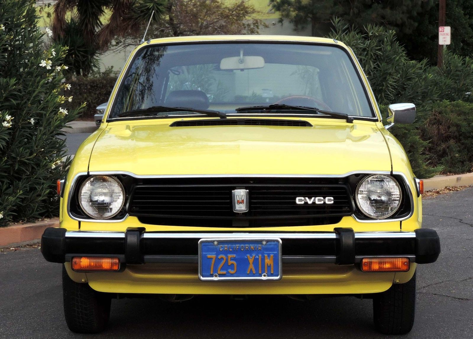 California original 1978 honda civic cvcc one owner 97k for 1978 honda civic