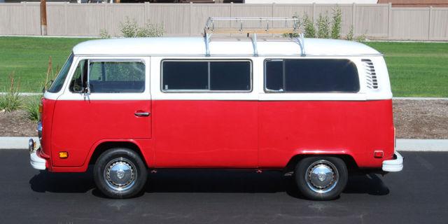 california original 1978 vw type 2 hippie bus transporter 100 rust free classic. Black Bedroom Furniture Sets. Home Design Ideas