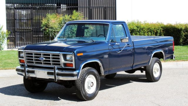 Image result for Ford f250 1985