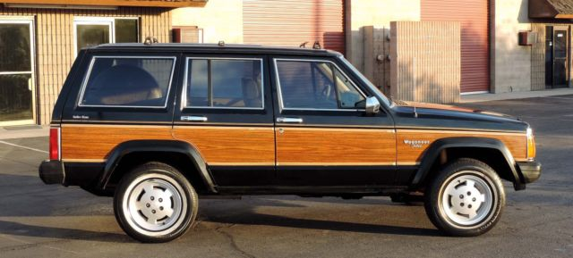"Jeep Wagoneer For Sale >> California Original, 1985 Jeep Cherokee Wagoneer Limited ""Woody"",100% Rust Free - Classic Jeep ..."