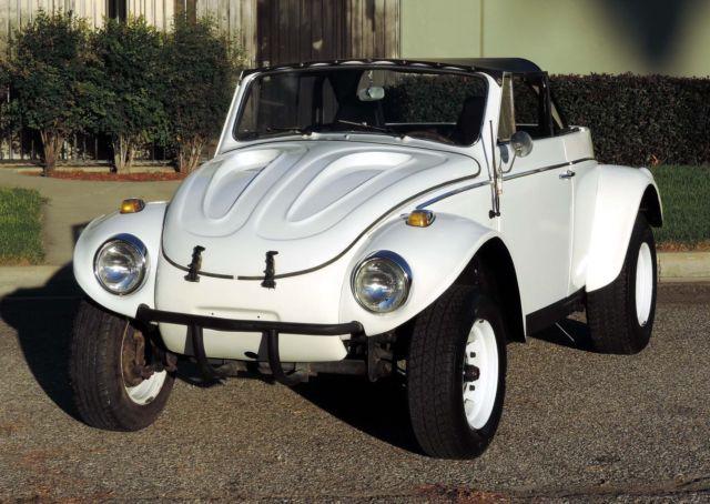 """California Volkswagen Baja """"Convertible"""" Off Road, 100% Rust Free, 1776 c.i., A+ - Classic ..."""