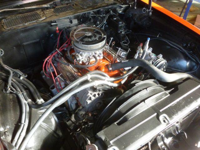 Camaro 1967 1968 1969 1970 1971 1972 1973 Split Bumper
