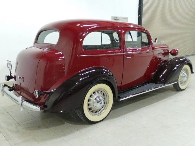 Cancer free classic 30 39 s chevy sedan vintage master deluxe for 1936 chevy master deluxe 4 door for sale