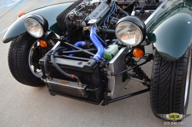 Lotus 7 Replica For Sale >> CATERHAM SUPER SEVEN - DE DION LONG COCKPIT SUPER SPRINT 1700cc - BRG/ALLOY - Classic Replica ...