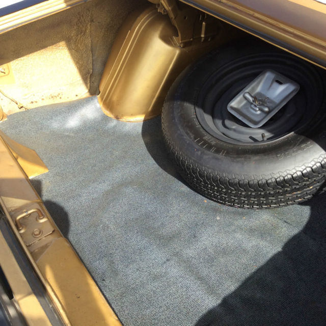 charger rallye 340 original survivor jy6 gold poly exterior black interior classic dodge. Black Bedroom Furniture Sets. Home Design Ideas