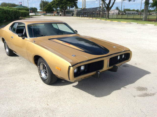 1973 Dodge Charger SE   Built May 10, 1973. Notable