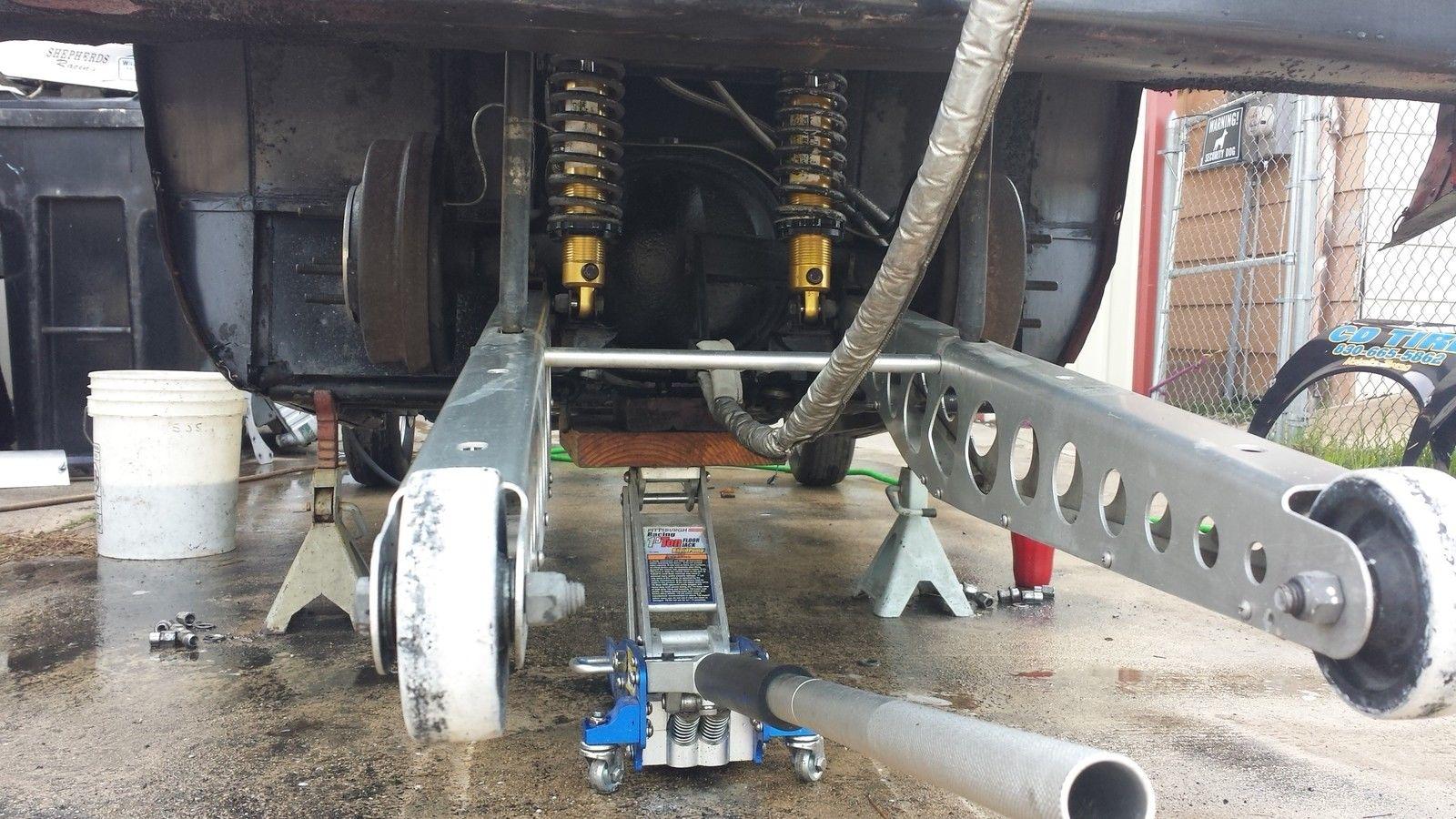 Chevette Full Round Tube Chassis Drag Race Car- Roller ...