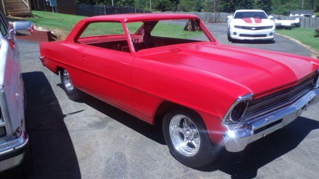Chevrolet 1967 Nova Ebay Motors Project Muscle Car