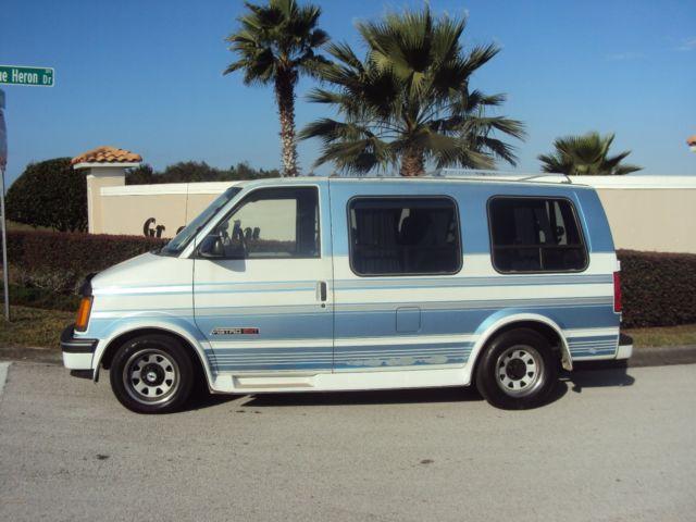 24a8f1e813 CHEVROLET ASTRO VAN - No Reserve- - Classic Chevrolet Astro 1991 for ...
