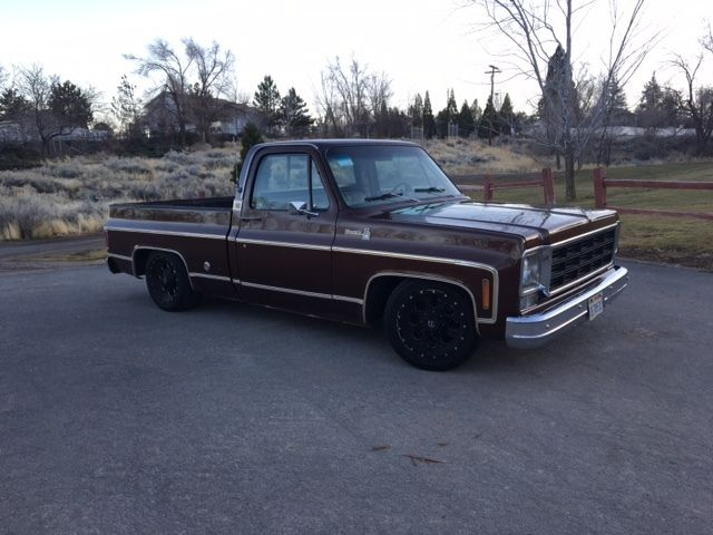 Chevrolet C10, BIG 10, 454, Big Block, Short bed, SWB, Fleet