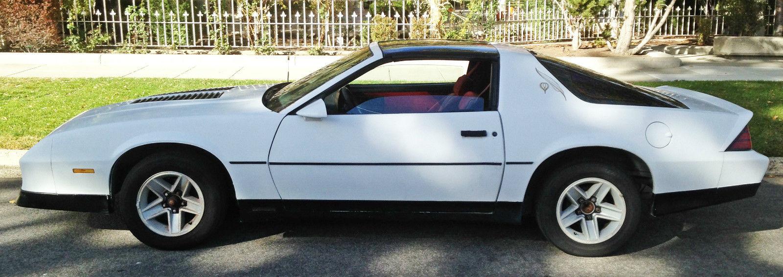 Chevrolet Camaro Z28 Sport 1985 Classic Chevrolet Camaro