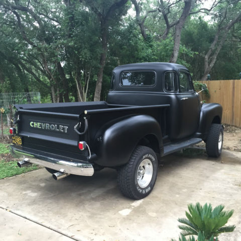 chevy 1950 3100 4x4 pick up classic chevrolet other pickups 1950 for sale. Black Bedroom Furniture Sets. Home Design Ideas