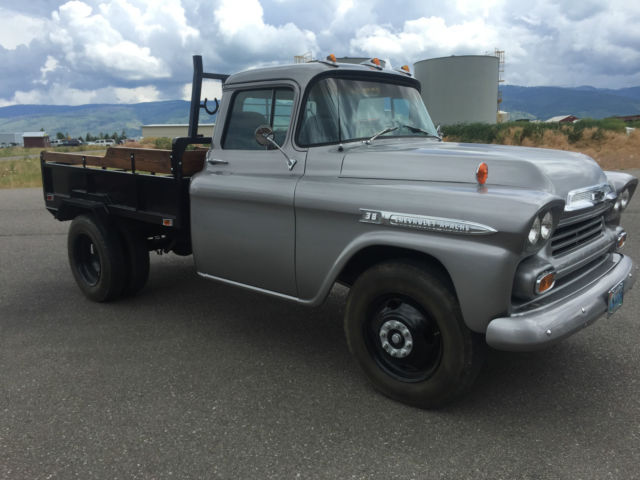 chevy apache 3800 classic chevrolet other pickups 1958 for sale. Black Bedroom Furniture Sets. Home Design Ideas