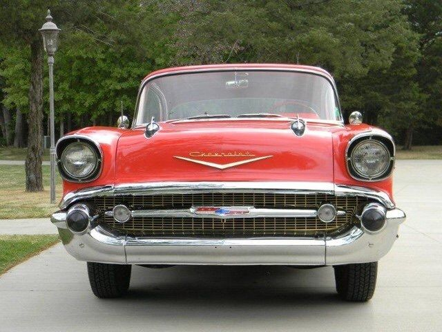 1957 chevy 210 value