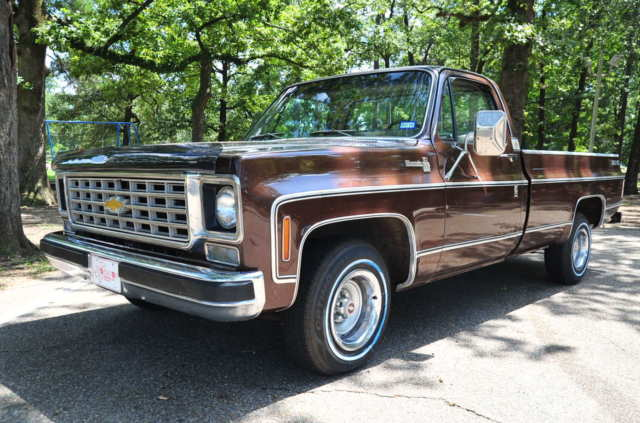 Chevy Big 10 One Family Owned All Original New Tires Low Low Miles
