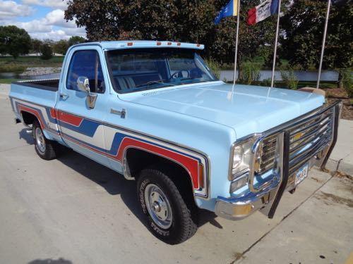 Chevy Bonanza Spirit Of Pickup Truck Cheyenne