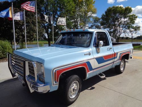 Gmc Special Edition Trucks >> Chevy Bonanza Spirit of 76 pickup truck cheyenne 1973 1974 1975 1976 1977 1978 - Classic ...