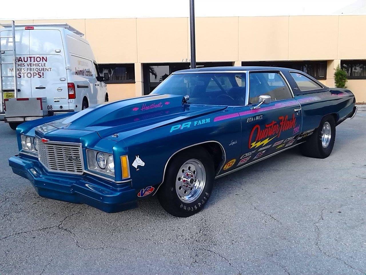 Chevy Impala 1975 Classic Chevrolet Impala 1975 For Sale