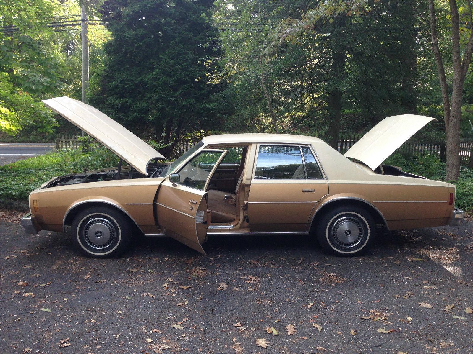 Chevy Impala 4 Door 1978 Classic Chevrolet Impala 1978