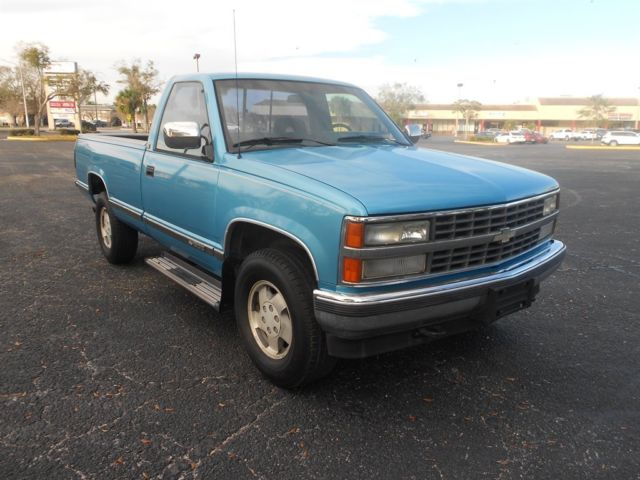 chevy silverado c k 1500 classic chevrolet c k pickup 1500 1993 for sale. Black Bedroom Furniture Sets. Home Design Ideas