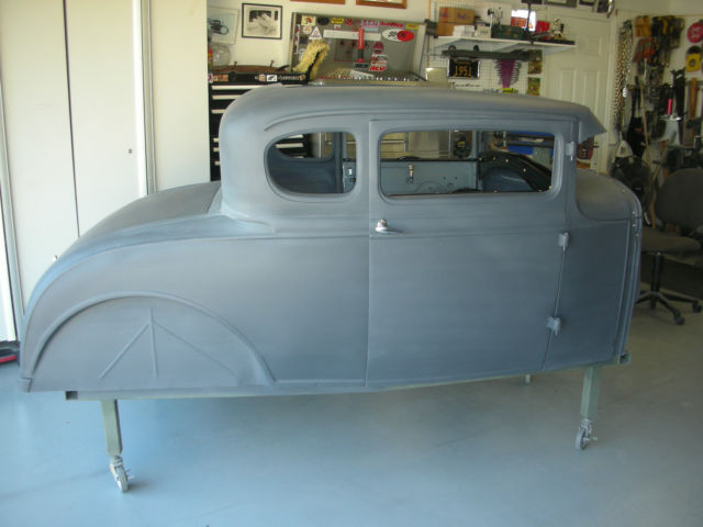 Chopped 31 Hot Rod Coupe Classic Ford Model A 1931 For Sale