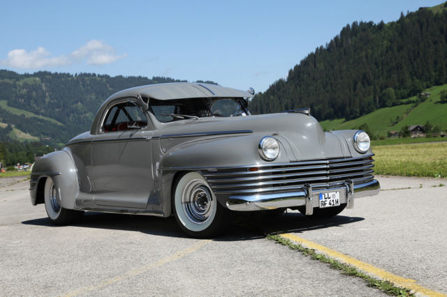 Chrysler royal business 3 window c 34 coupe 1942 hot rod for 1941 chrysler royal 3 window coupe