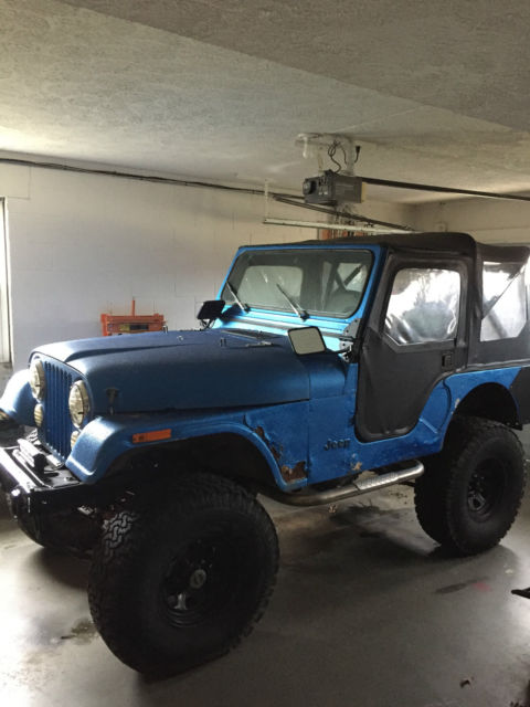 cj5 project classic jeep cj 1979 for sale. Black Bedroom Furniture Sets. Home Design Ideas