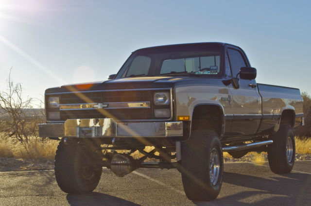 Cars For Sale El Paso >> C/K3500, K30, 4x4, K20, Offroad, Lifted, bigblock ...
