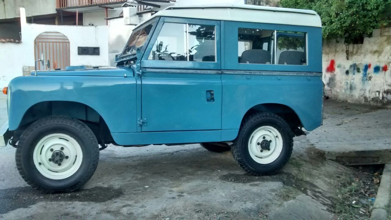 Classic 1968 Land Rover Defender 90 Very Good Condition