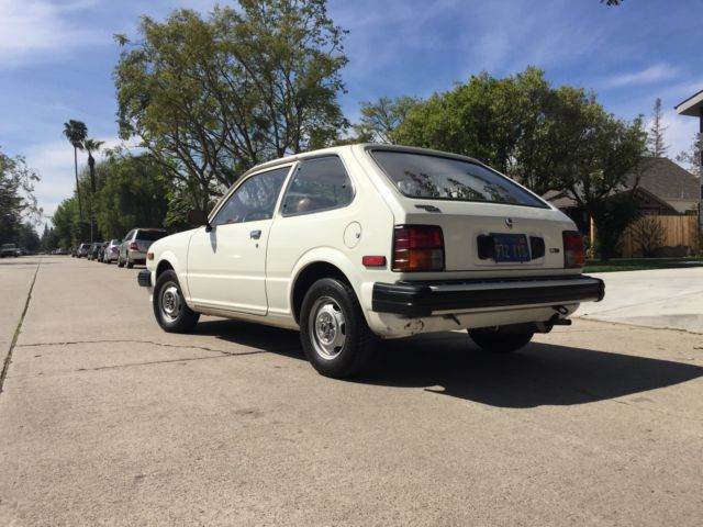 classic 1980 honda civic coupe 1300 low milage clean title classic honda civic 1980 for sale. Black Bedroom Furniture Sets. Home Design Ideas