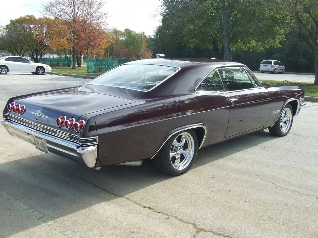 New Chevy Impala >> Classic 65 Chevrolet Impala SS Resto Mod - Two Engines Including Origional 327ci - Classic ...