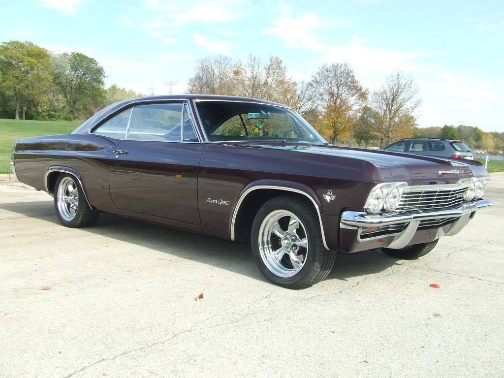 New Chevy Impala >> Classic 65 Chevrolet Impala SS Resto Mod - Two Engines Including Origional 327ci - Classic ...