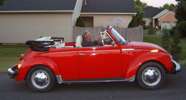 Used Cars For Sale In Indiana >> Classic 74 VW Super Beetle Convertable - Classic ...