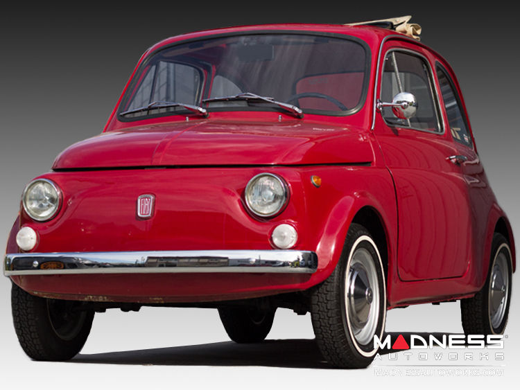 classic fiat 500 l super clean 650 cc motor registered in california classic fiat 500. Black Bedroom Furniture Sets. Home Design Ideas