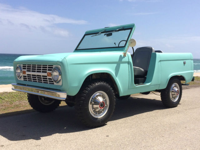 classic ford bronco early bronco u13 clone roadster re creation no reserve classic ford. Black Bedroom Furniture Sets. Home Design Ideas