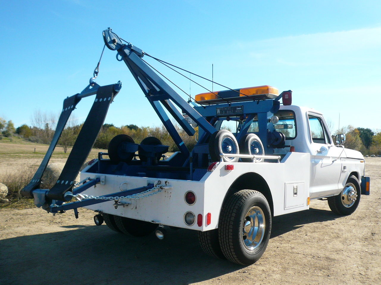 F 350 Ford Wrecker For Sale Autos Post
