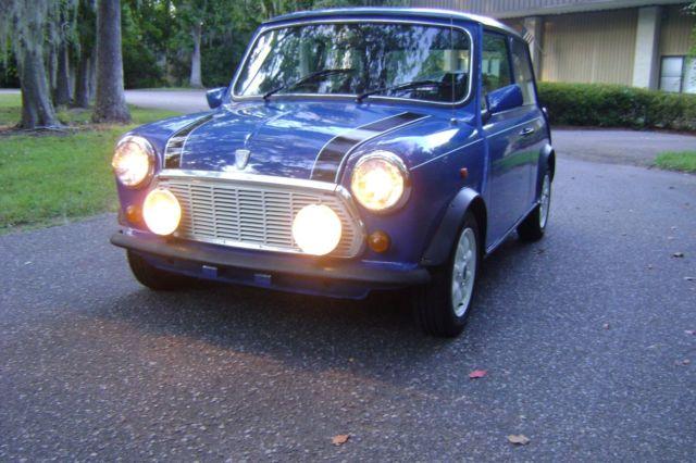 Classic Mini 1993 Immaculate Italian Job Special Edition Classic